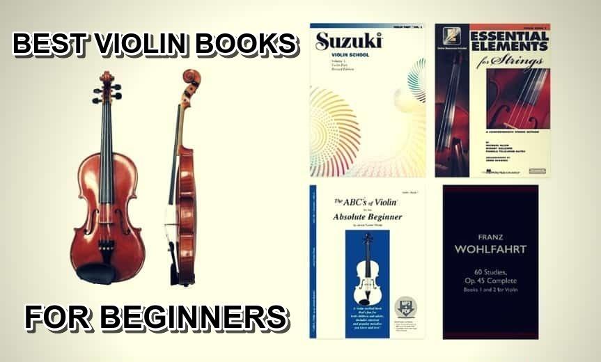 Best Violin Books for Beginners