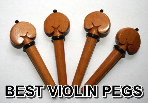 Best Violin Pegs