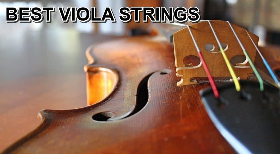 Best Viola Strings
