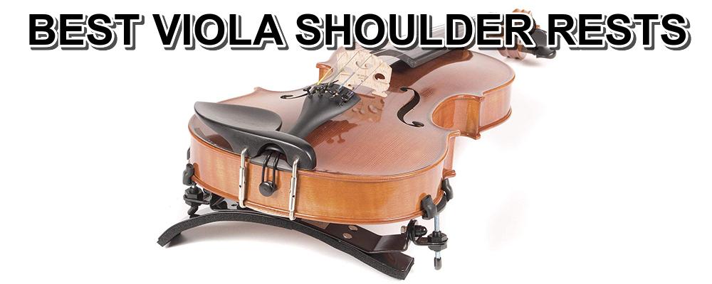 7 Best Viola Shoulder RestsReview