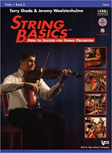 116VA - String Basics Book 2 - Viola