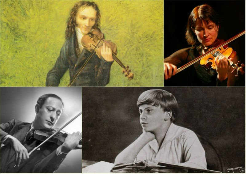 The 11 World Famous Violinists of All Time