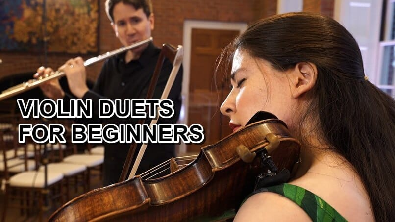 Top 5 Violin Duets for Beginners